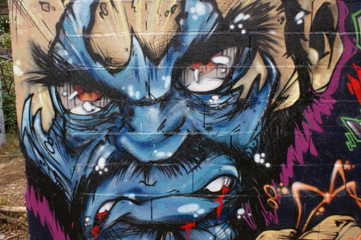 Album - Graffitis Dept 95 Tom 003