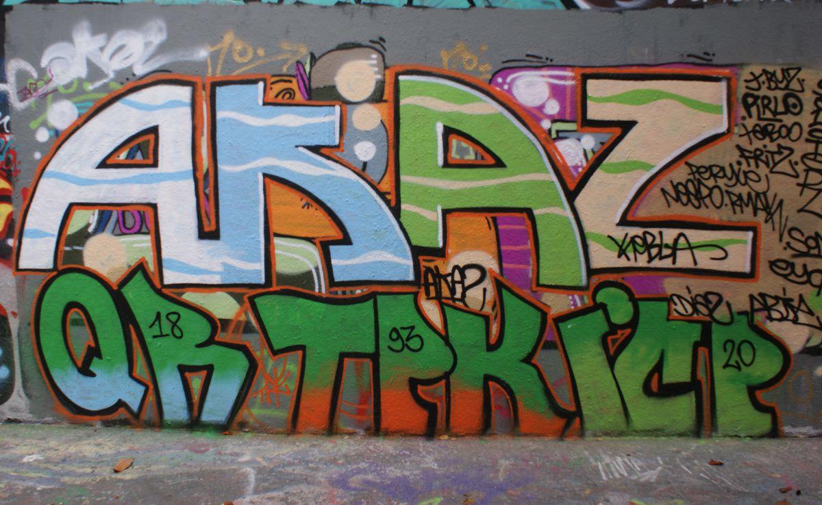 Album - Graffitis Paris Tom 044