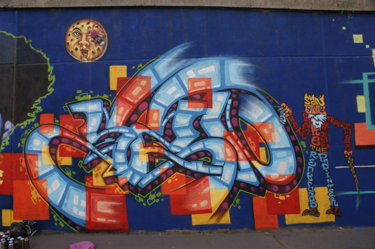 Album - Graffitis Dept 93 Tom 036