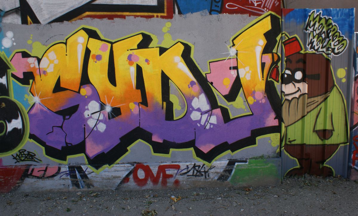 Album - Graffitis Dept 93 Tom 035