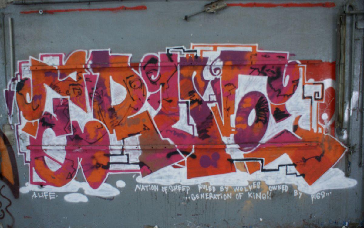 Street Art : Graffitis &amp&#x3B; Fresques Murales Département Val de Marne (94)