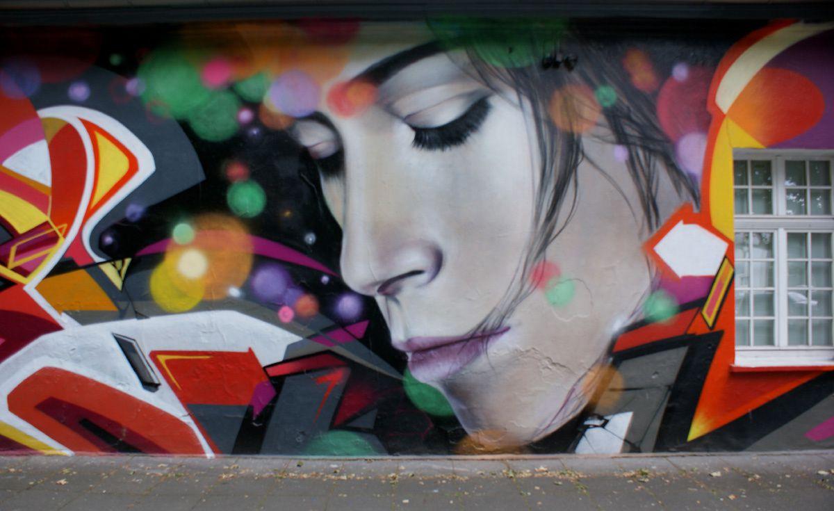 Album - Graffitis Allemagne Tom 001