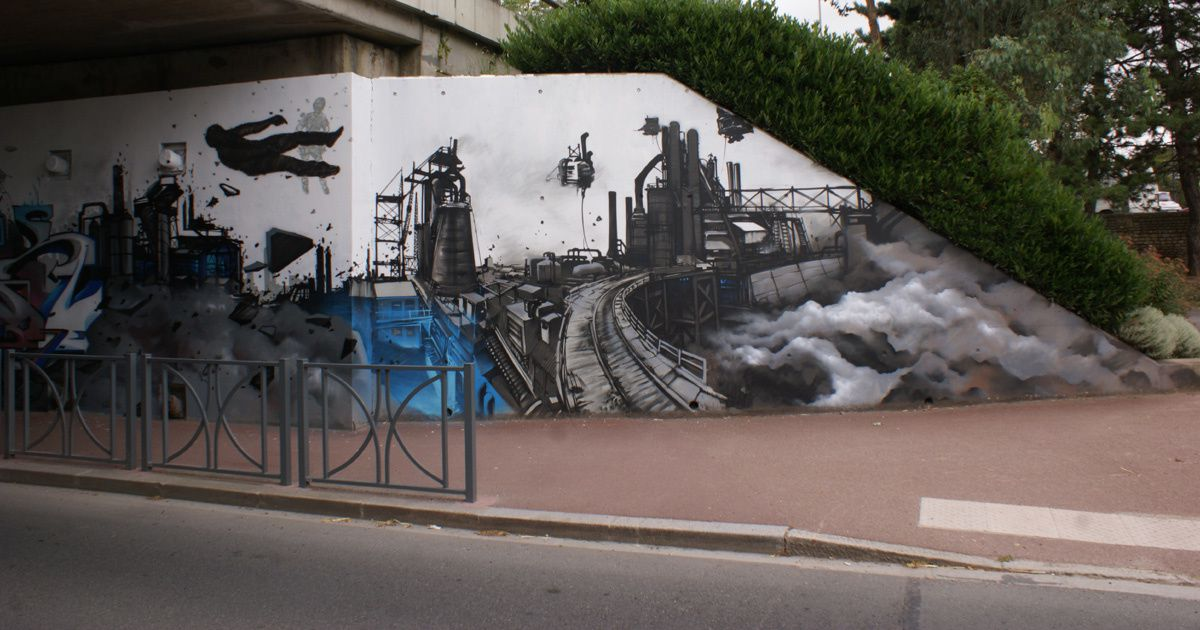 Album - Graffitis Dept 14 Tom 001