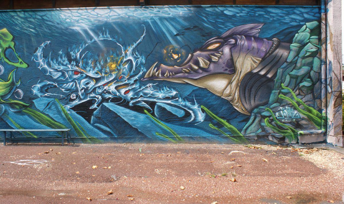 Album - Graffitis Dept 33 Tom 002