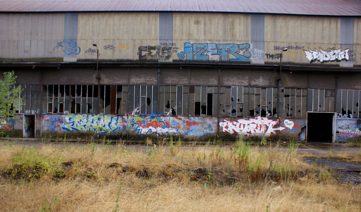 Street Art : Graffitis & Fresques Murales 57019 Amneville