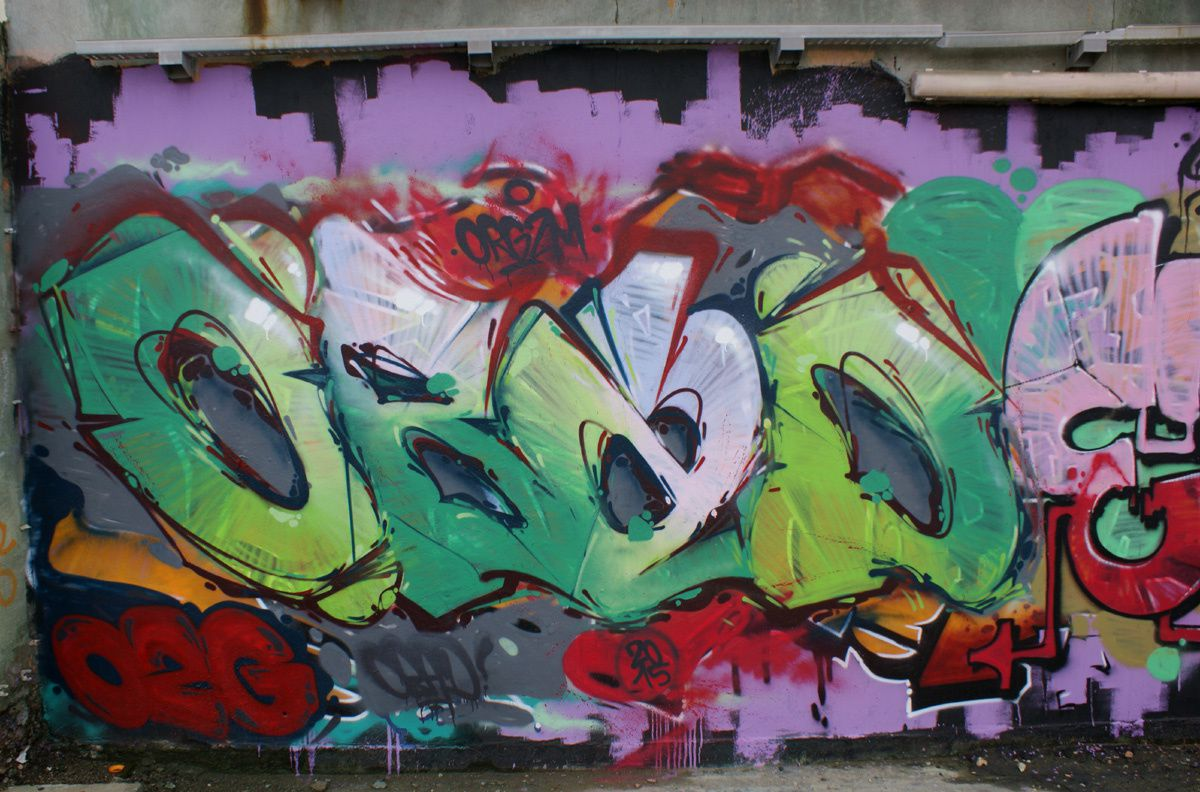 Album - Graffitis Bordeaux Tom 007