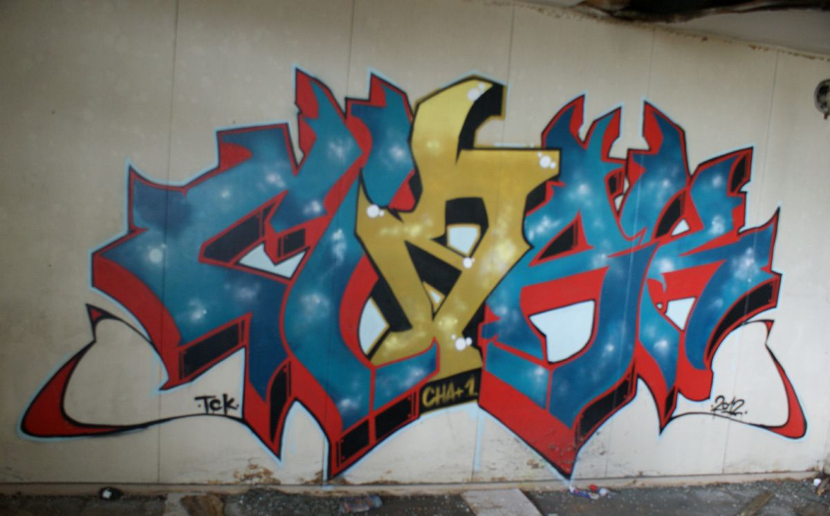 Album - Graffitis Dept 57 Tom 001