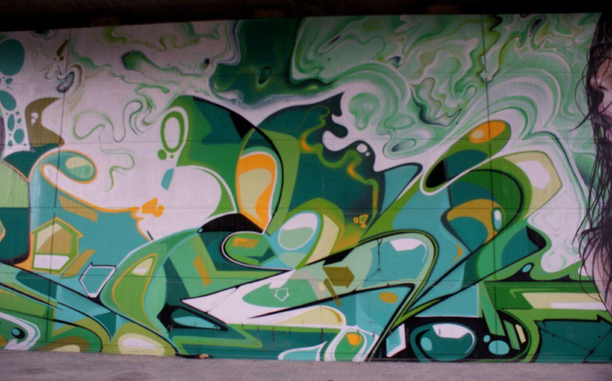 Street Art : Graffitis &amp&#x3B; Fresques Murales 54292 Trier (Allemagne)