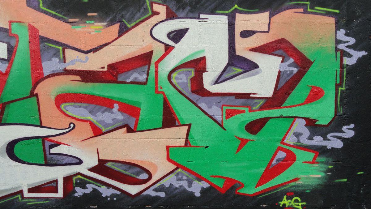 Street Art : Graffitis & Fresques Murales Département Essonne