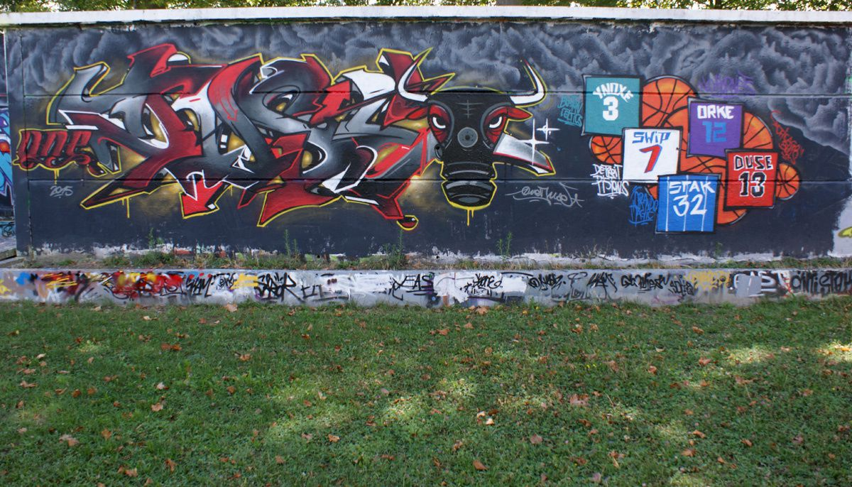 Album - Graffitis Dept 31 Tom 007