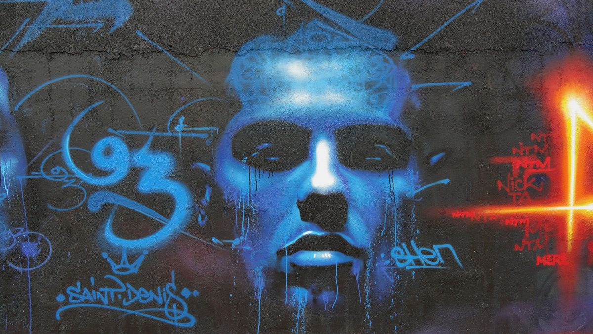 Street Art : Graffitis & Fresques Murales 93066 Saint Denis