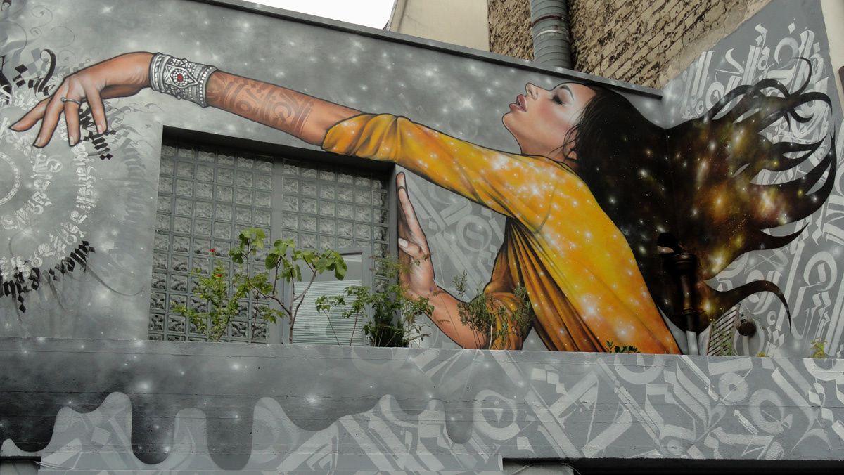 Album - Graffitis Paris Tom 045