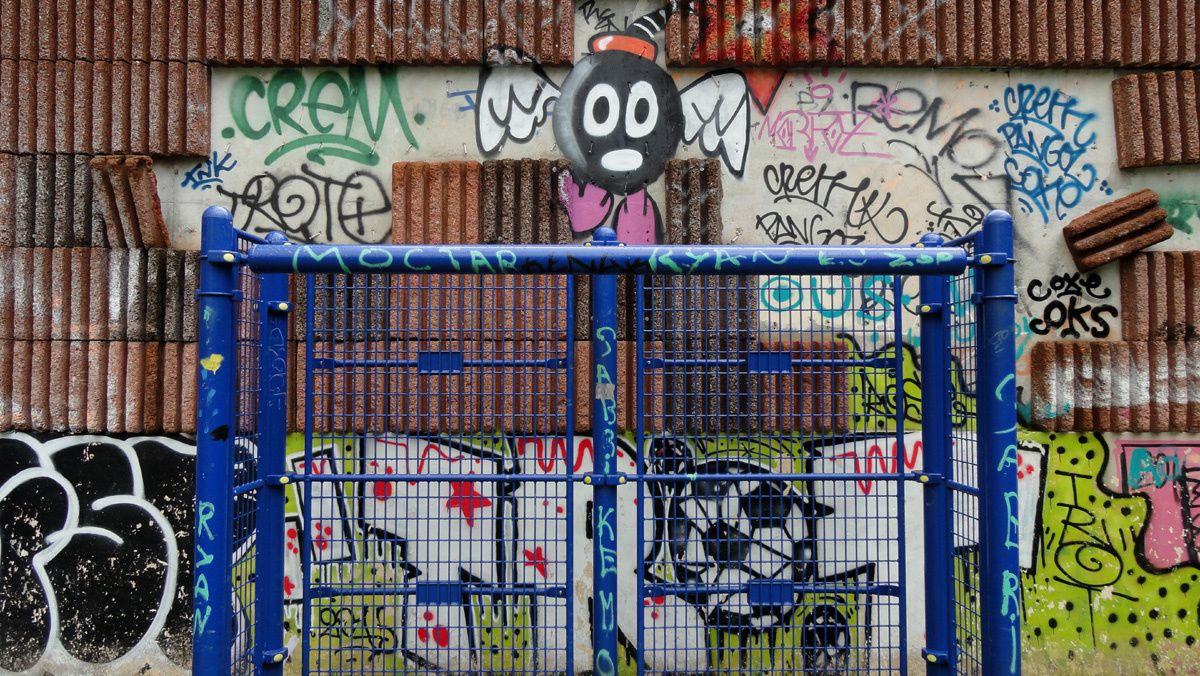 Album - Graffitis Paris Tom 045