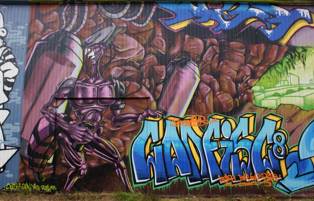 Album - Graffitis Luxembourg Tom 002
