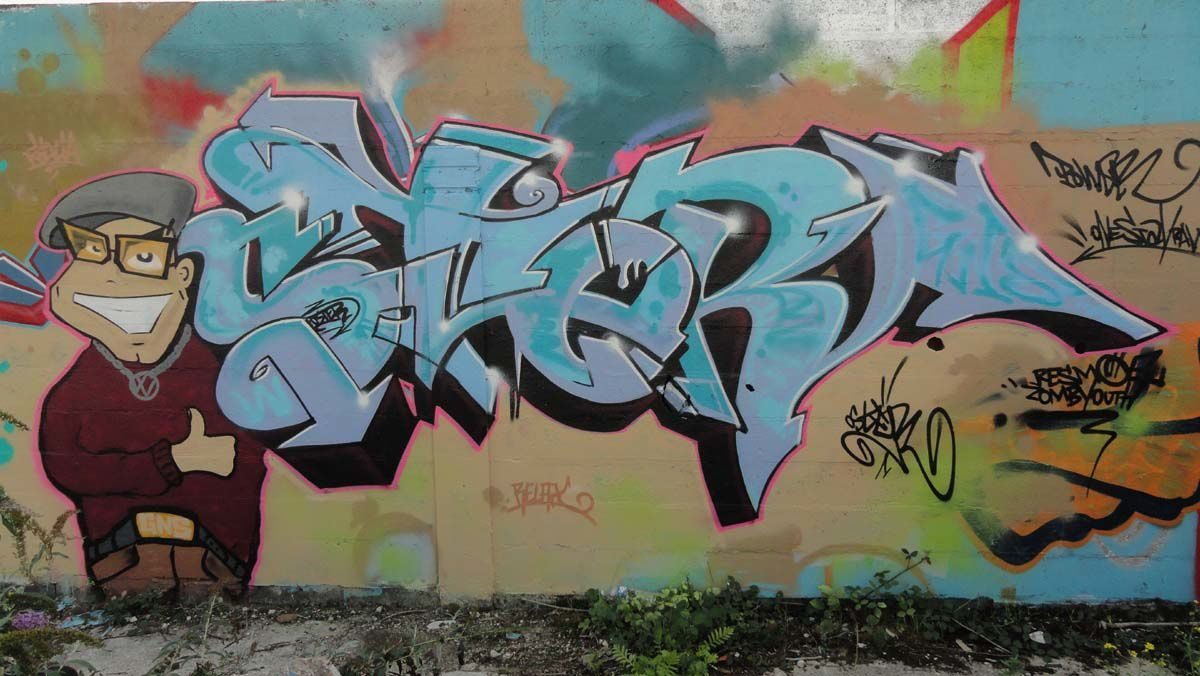 Album - Graffitis Dept 93 Tom 037