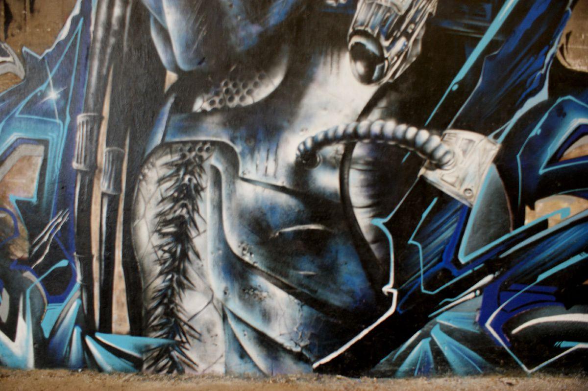 Street Art : Graffitis &amp&#x3B; Fresques Murales Département Meurthe &amp&#x3B; Moselle (54)