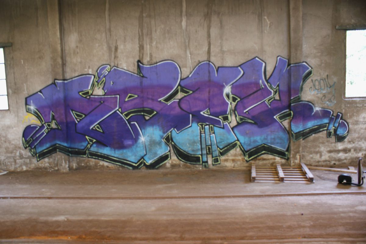 Album - Graffitis Dept 54 Tom 002