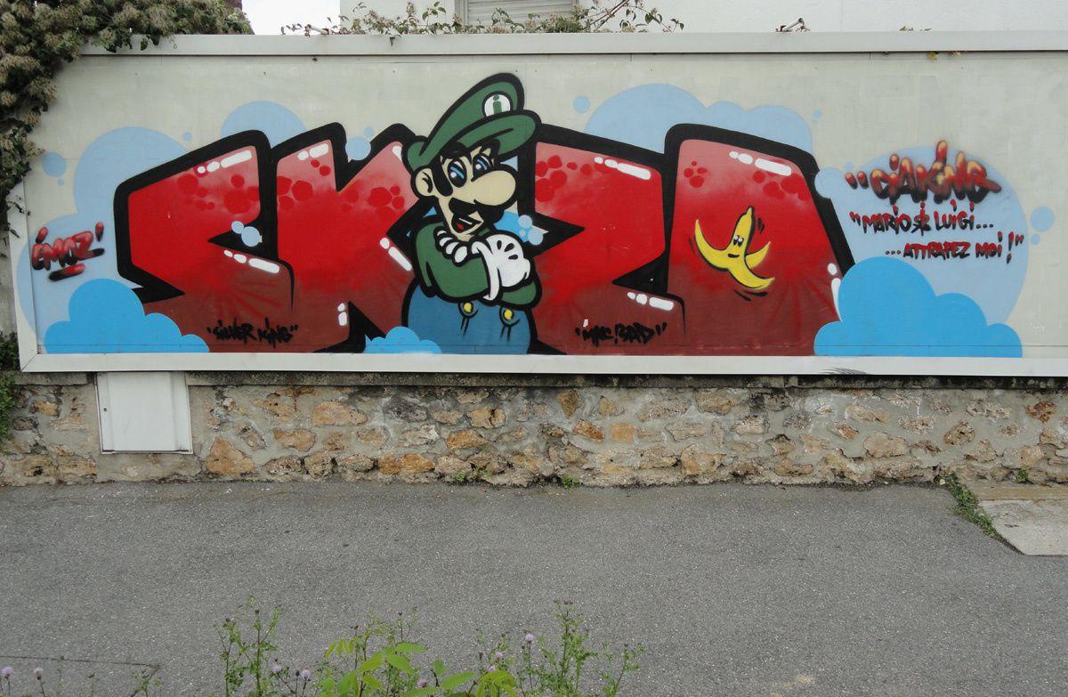 Album - Graffitis Dept 93 Tom 038