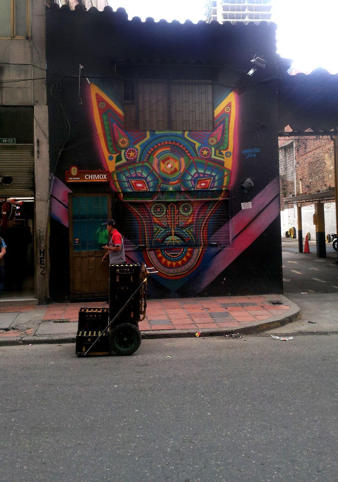 Album - Graffitis Colombie