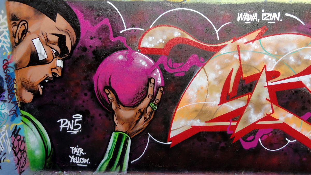 Album - Graffitis Paris Tom 046