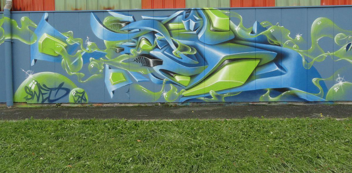 Album - Graffitis Dept 91 Tom 019