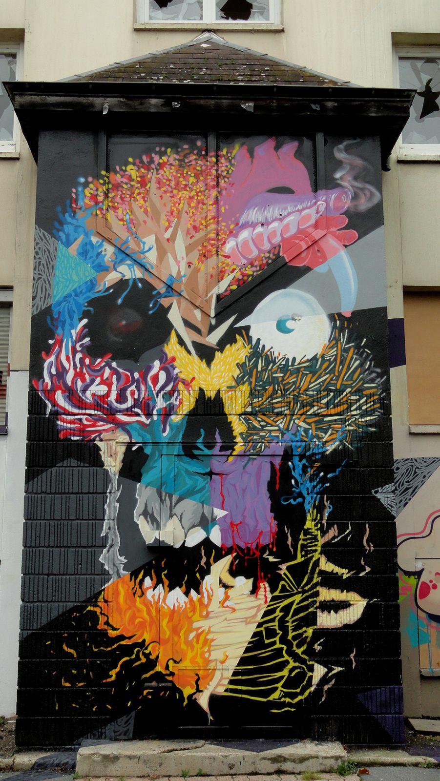 Album - Graffitis Dept 08 Tom 001