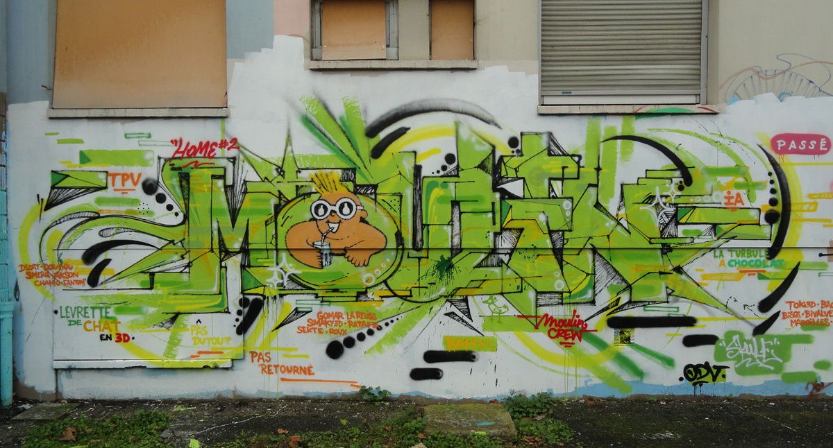 Album - Graffitis Dept 08 Tom 001