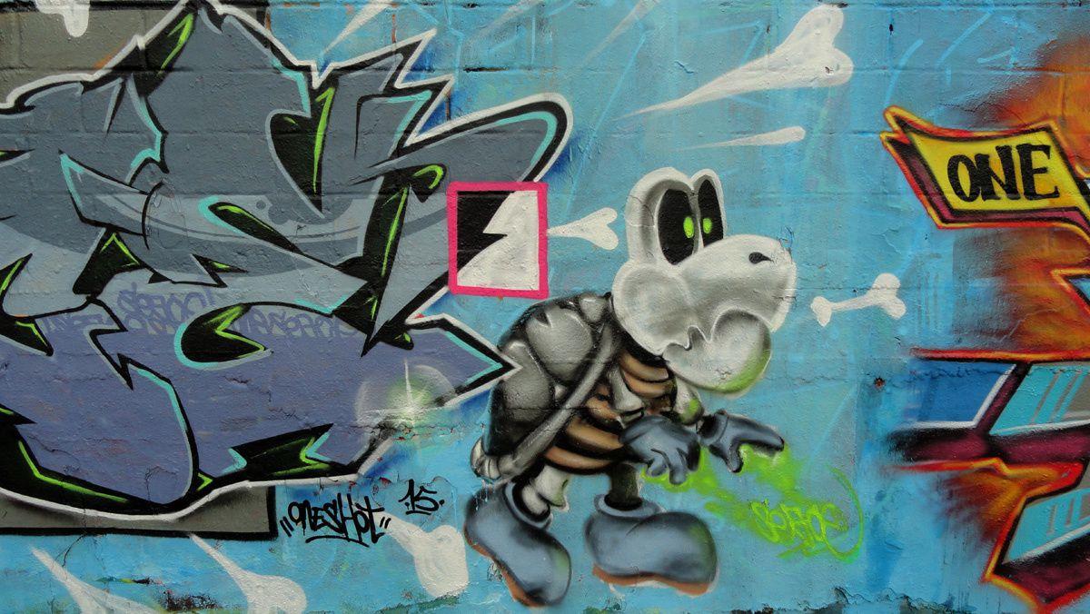 Album - Graffitis Dept 93 Tom 039