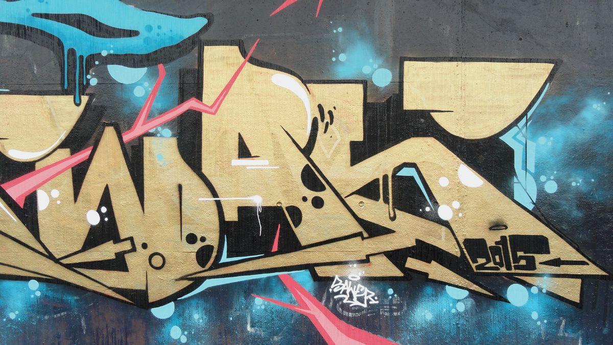 Street Art : Graffitis & Fresques Murales Wijnegen (Belgique)