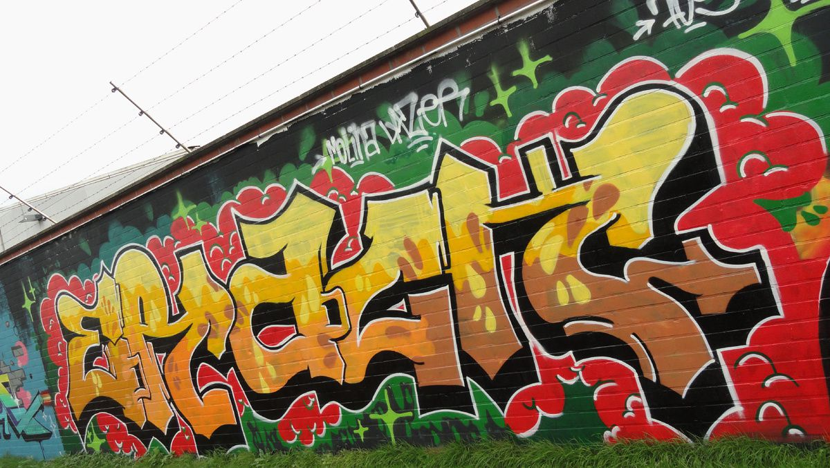 Album - Graffitis Belgique Tom 001