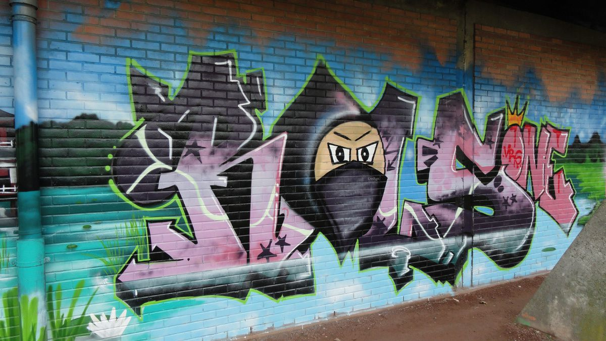 Album - Graffitis Dept 62 Tom 001