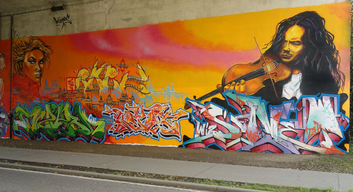 Album - Graffitis Belgique Tom 002