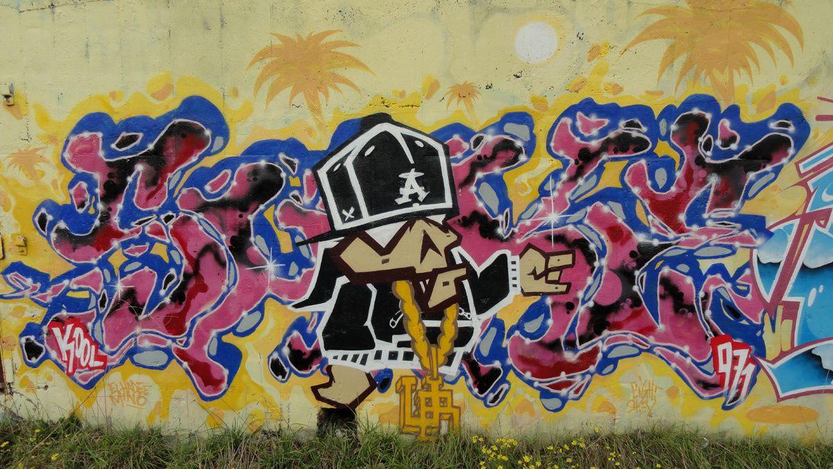 Album - Graffitis Belgique Tom 003