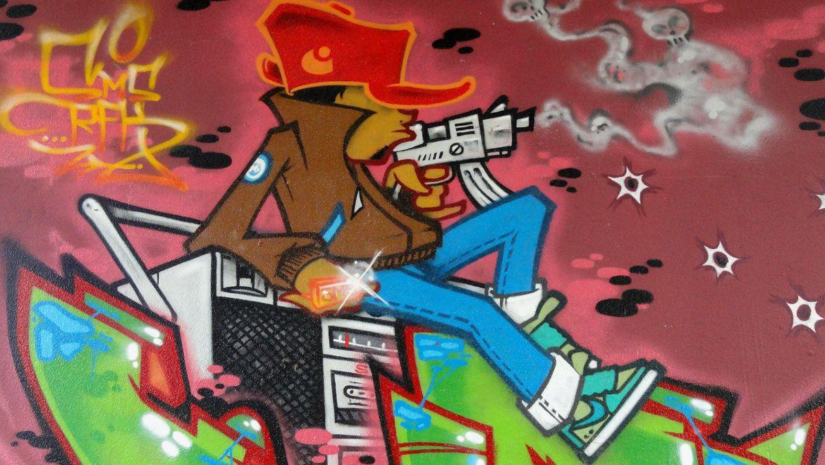 Album - Graffitis Belgique Tom 004