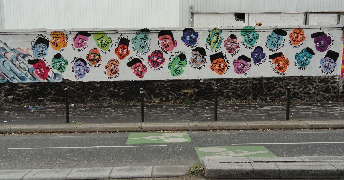 Album - Graffitis Paris Tom 048