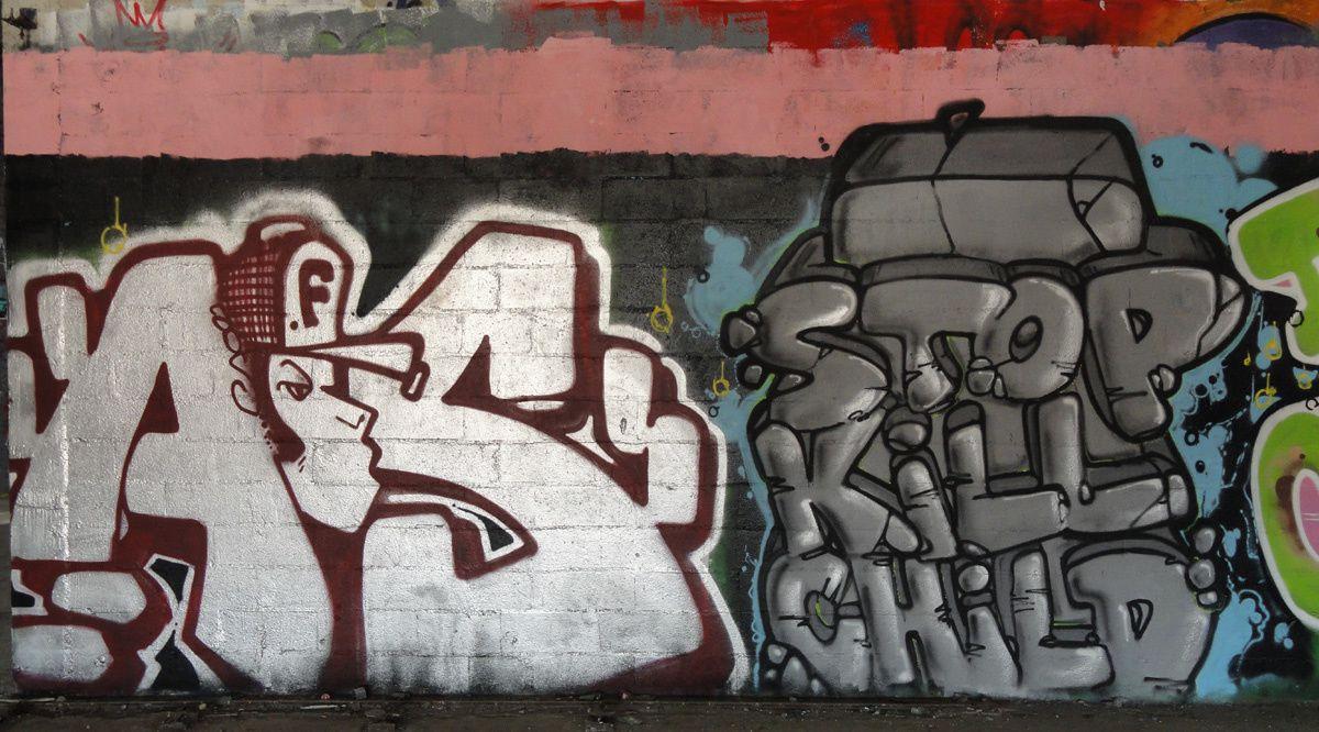 Album - Graffitis Dept 92 Tom 009