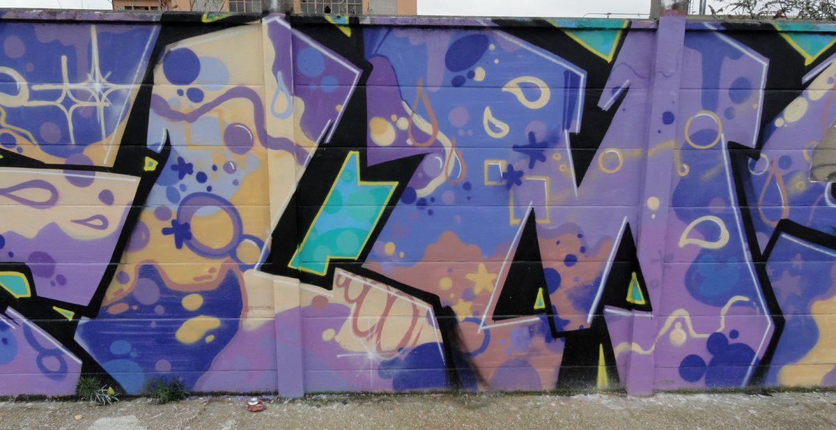 Street Art : Graffitis & Fresques Murales 94021 Chevilly Larue
