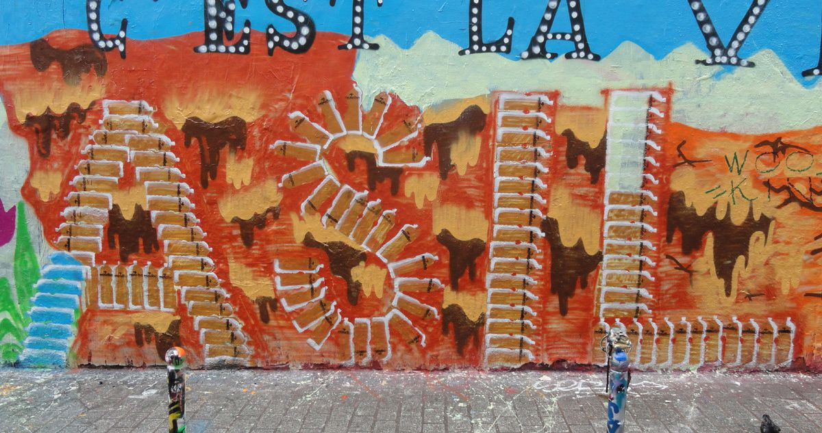 Album - Graffitis Paris Tom 049