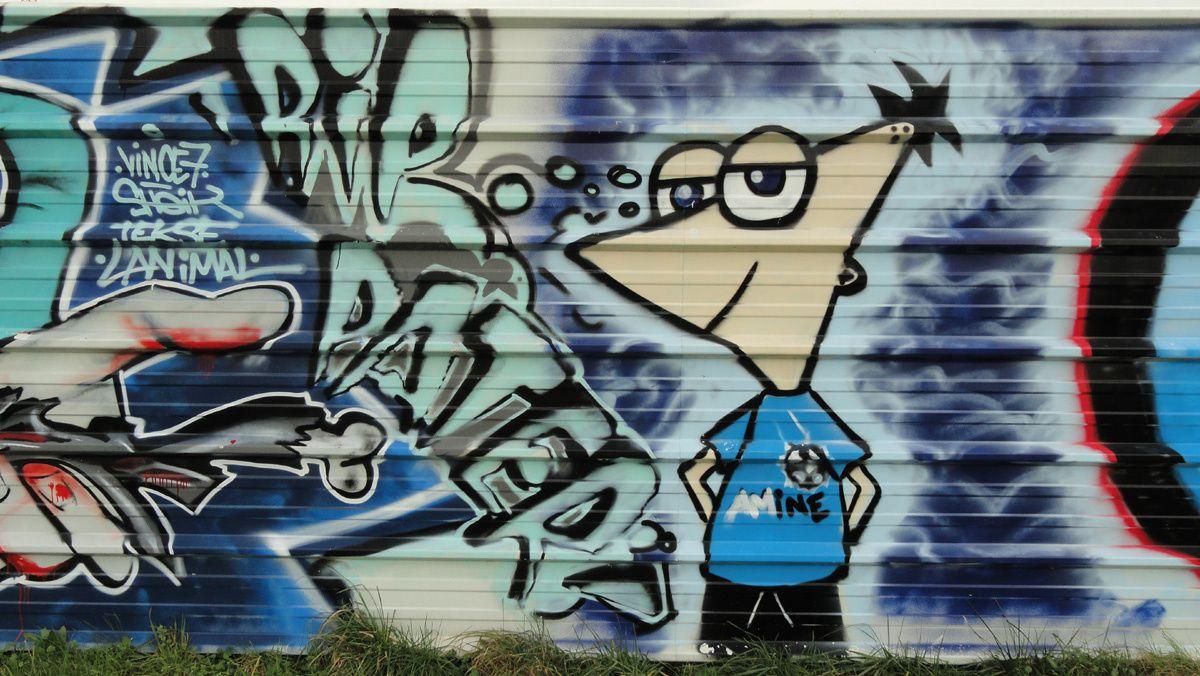 Album - Graffitis Dept 77 Tom 015