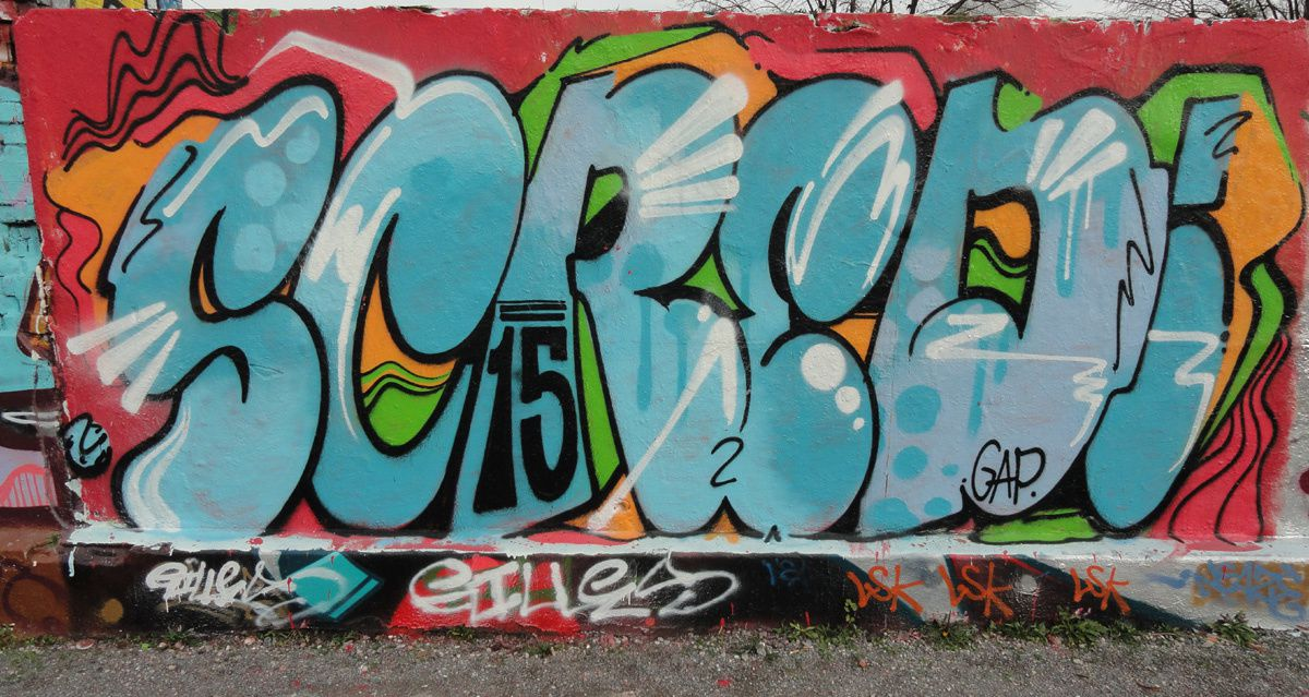Album - Graffitis Dept 92 Tom 010