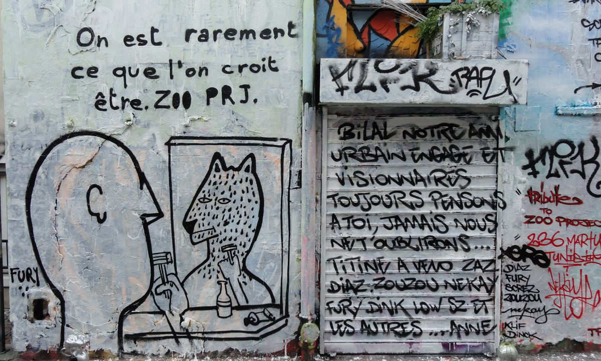 Album - Graffitis Paris Tom 049