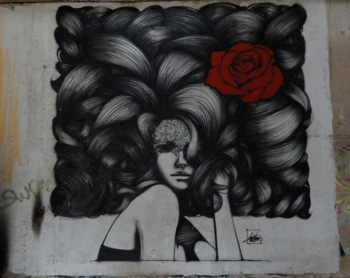 Street Art : Graffitis &amp&#x3B; Fresques Murales Département Seine et Marne (77)