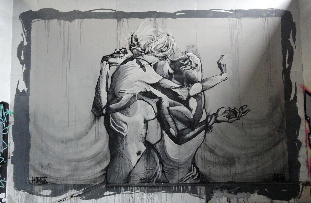 Street Art : Graffitis & Fresques Murales Département Seine et Marne (77)