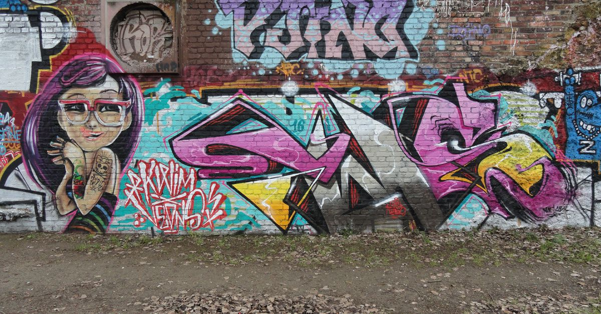 Album - Graffitis Dept 93 Tom 040