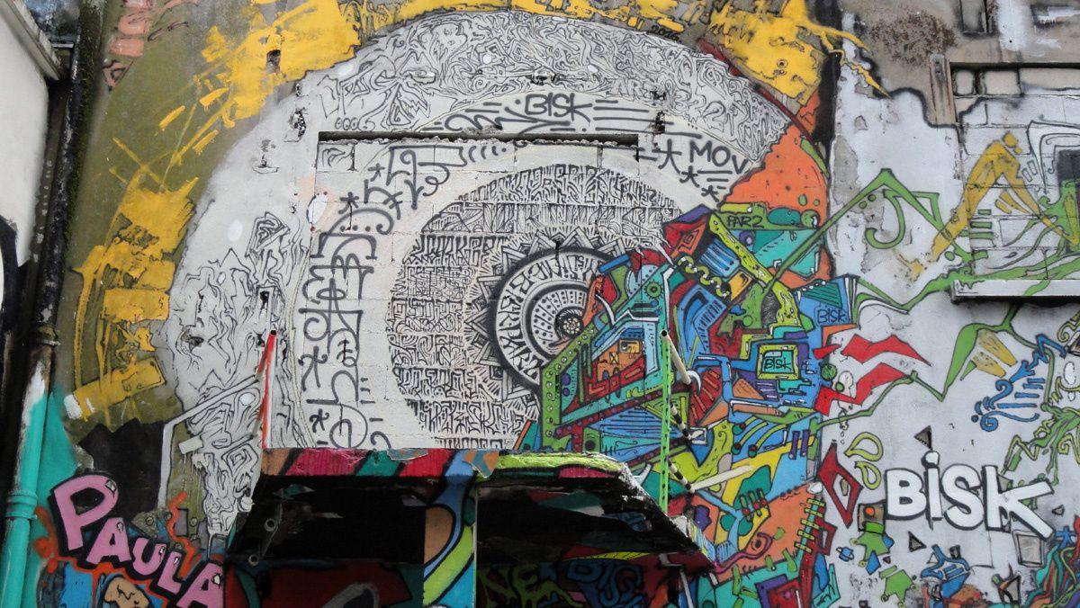 Street Art : Graffitis &amp&#x3B; Fresques Murales 91521 Ris Orangis