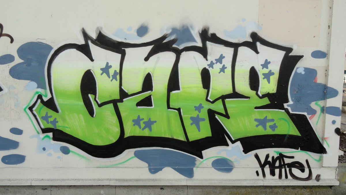 Street Art : Graffitis & Fresques Murales 93050 Neuilly sur Marne
