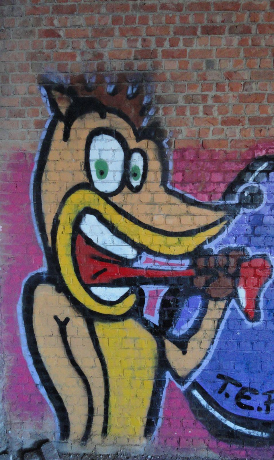 Album - Graffitis Belgique Tom 006