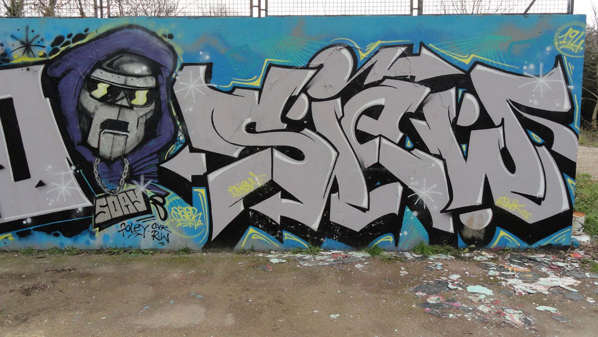 Album - Graffitis Dept 91 Tom 021