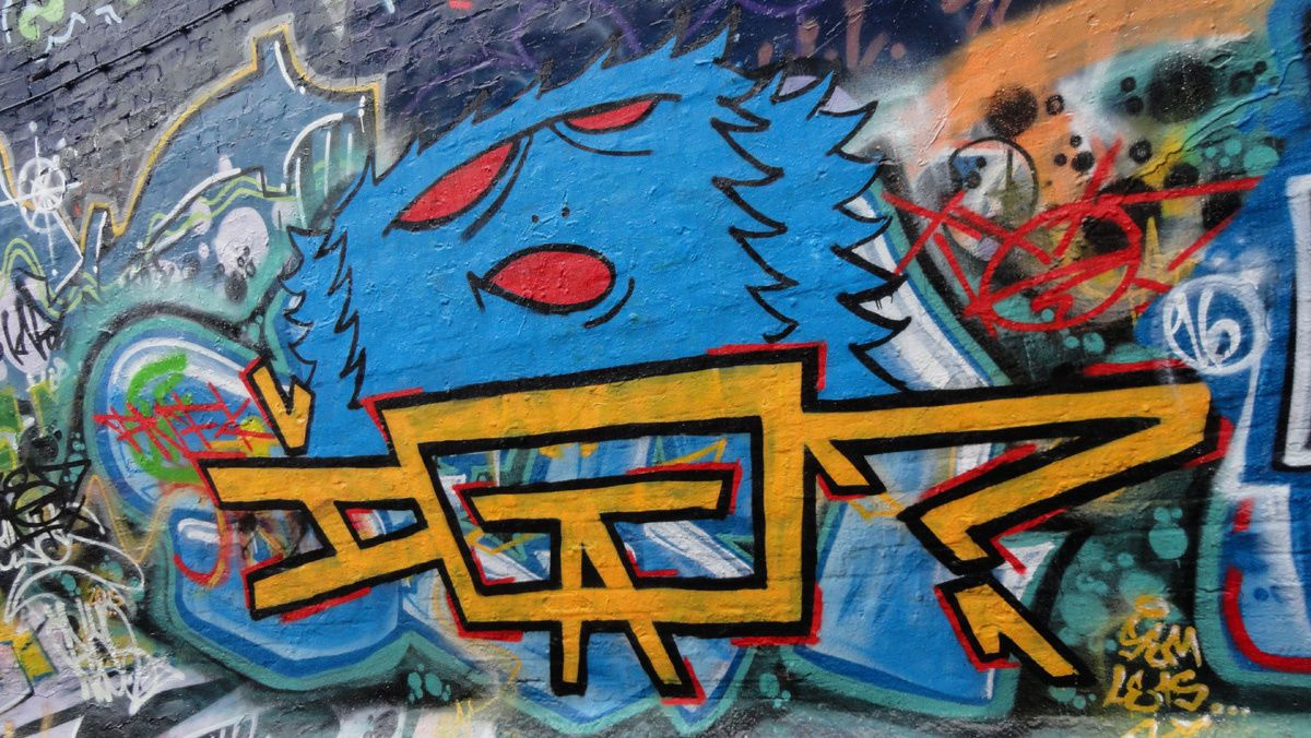 Album - Graffitis Belgique Tom 007