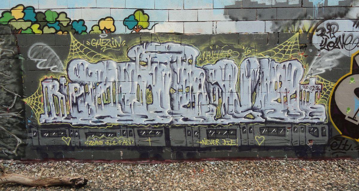 Street Art : Graffitis & Fresques Murales 67000 Strasbourg